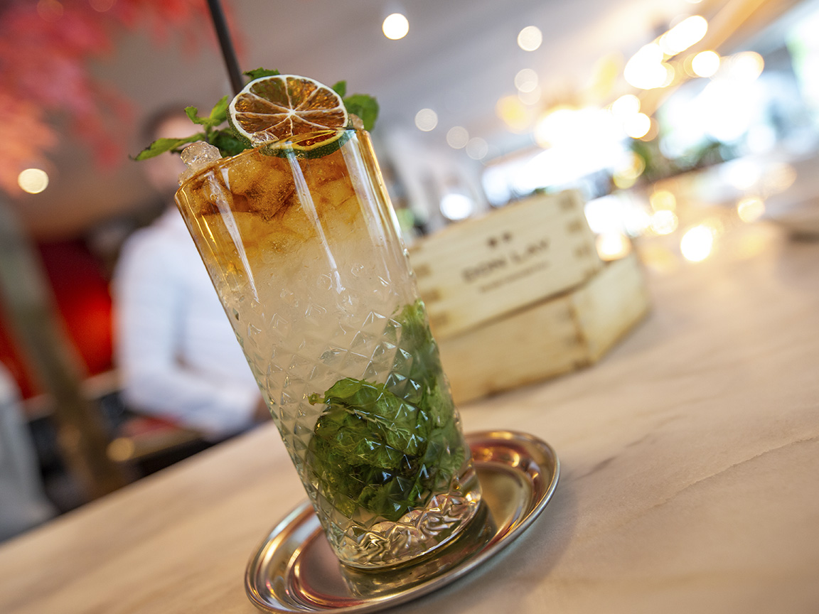 Chinese Bar-coctelría